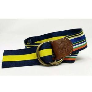 Polo Ralph Lauren reversible grosgrain belt